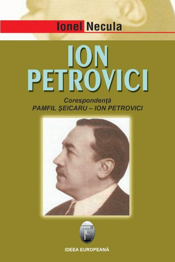 Necula-Ionel_Ion-Petrovici-Corespondenta